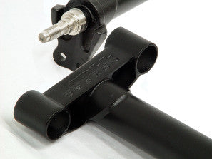 Honda TRX700XX ROLL DESIGN Steering Stem - Black-Multishot