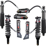 2005-2019 Toyota Tacoma 4x4 2.5 DC Reservoir Front & Rear Shocks Kit - with UCA or Lift Kit