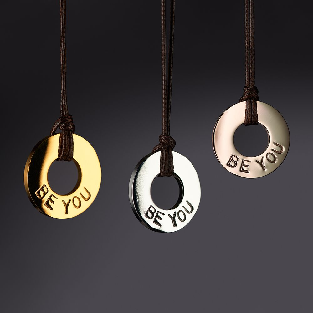 'Be You' Necklace