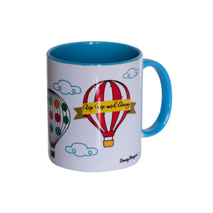 SKY IS THE LIMIT Printed Mug