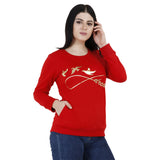 FLY AWAY Women's Fleece Sweatshirts