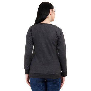 TAKE A HILL CHILL Women's Fleece Sweatshirts