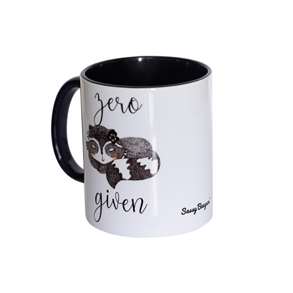 ZERO FOX GIVEN Printed Mug