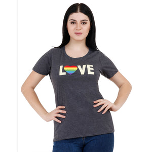 LOVE Women's Cotton T-Shirt