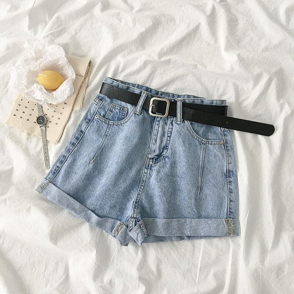 Piper Denim Shorts