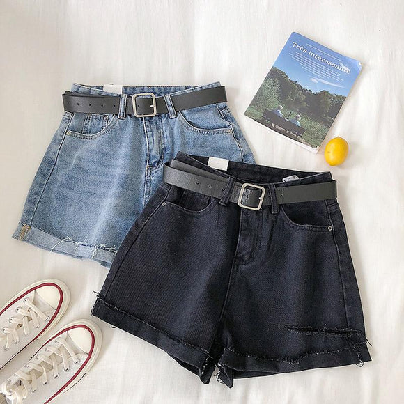 Vandi Denim Shorts