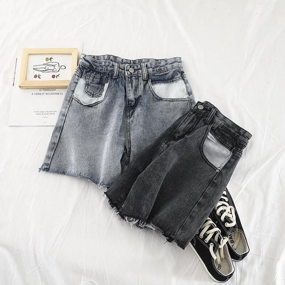 Asta Denim Shorts