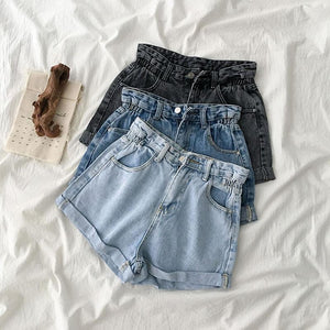 Ayane Denim Shorts