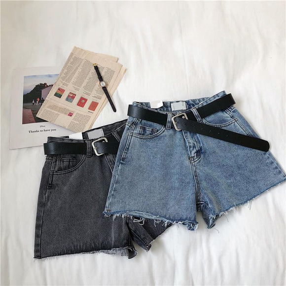 Luca Denim Shorts