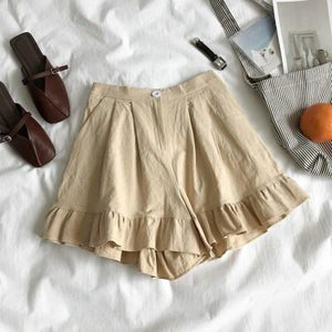 Kendall Shorts - Beige
