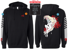 Load image into Gallery viewer, Love Bites Hoodie