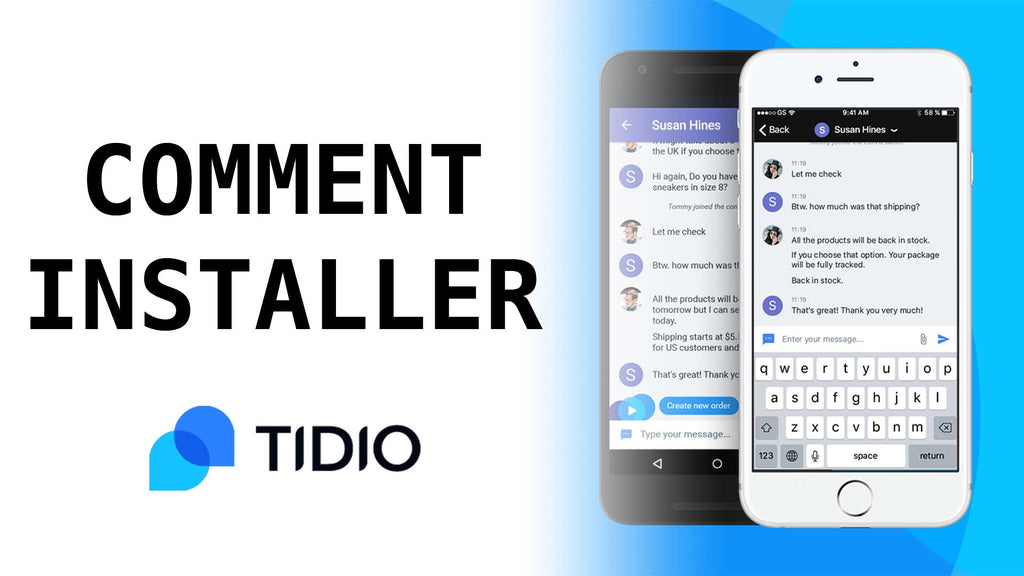 Comment installer Tidio sur Shopify ? (Chatbot)