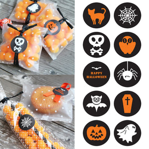 150pcs Trick or Treat Goodie Bags