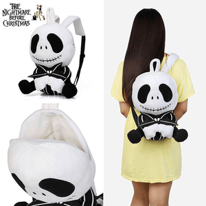 Jack Skellington Doll Backpack