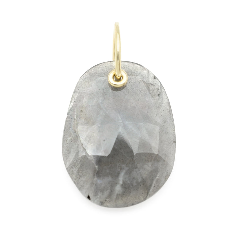 *Limited Edition* Faceted Labradorite Charm - Anne Sportun Fine Jewellery