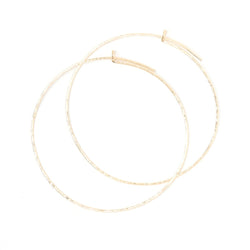 DIAZ HOOPS - Anne Sportun Fine Jewellery