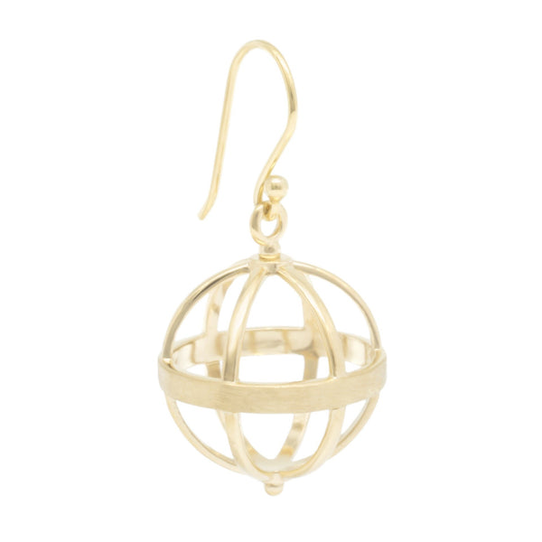 Large Cage Earring - Anne Sportun Fine Jewellery Toronto, Canada, and U.S.