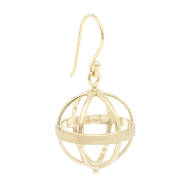 Large Cage Earring - Anne Sportun Fine Jewellery