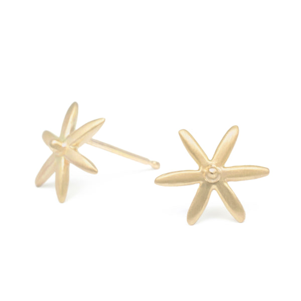 Star Earrings - Anne Sportun Fine Jewellery