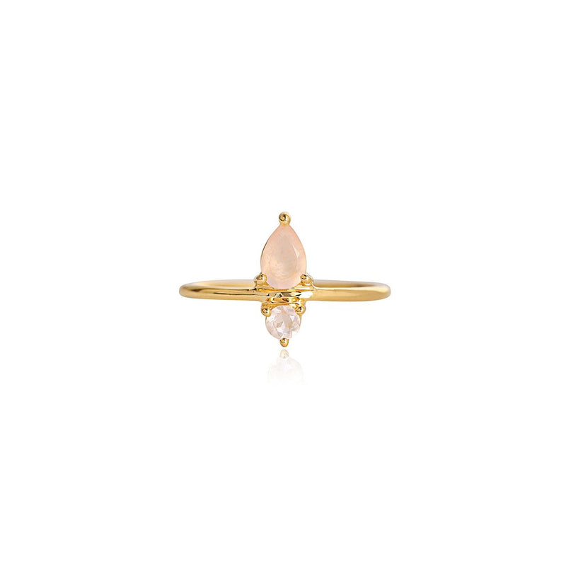 FLING RING | PINK - Anne Sportun Fine Jewellery