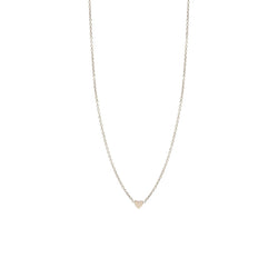 ITTY BITTY HEART NECKLACE - Anne Sportun Fine Jewellery