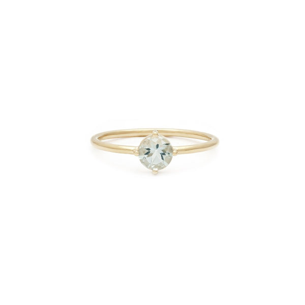 COMPASS RING | AQUAMARINE - Anne Sportun Fine Jewellery