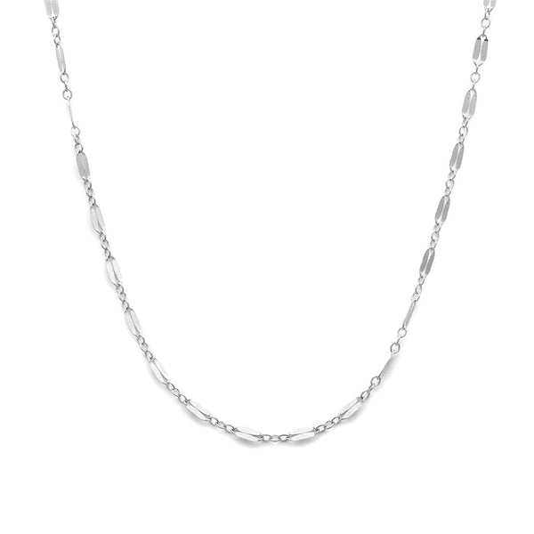 MARA CHAIN NECKLACE | SILVER