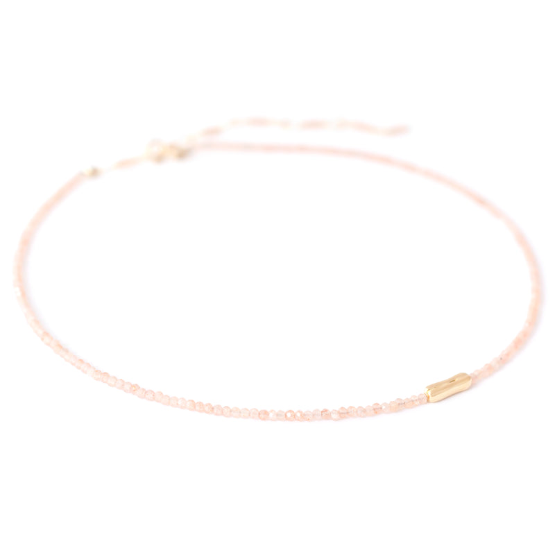 Gemstone Choker Necklace - Anne Sportun Fine Jewellery