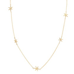 Scattered Star Necklace - Anne Sportun Fine Jewellery