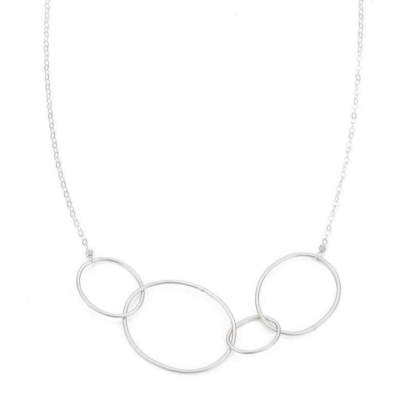 ORGANIC 4-LOOP NECKLACE