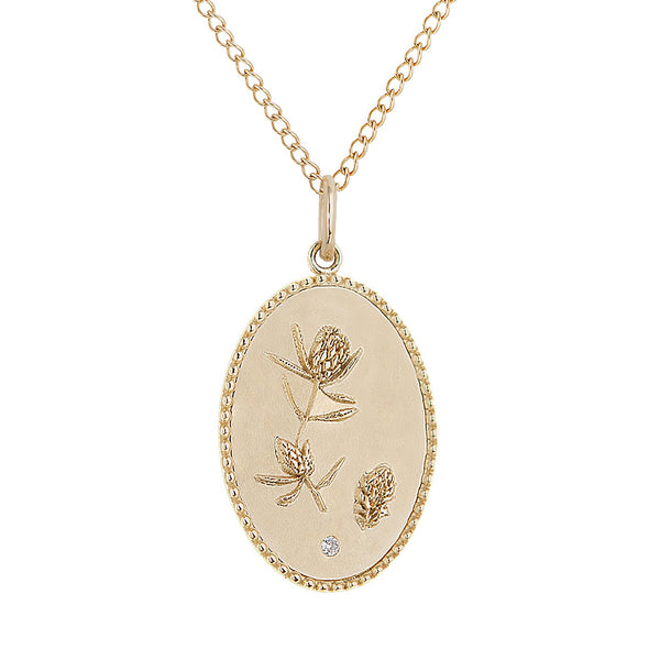 PROTEA | Traveller's Tolken Necklace - Anne Sportun Fine Jewellery