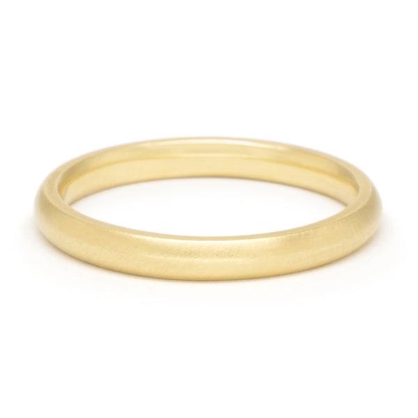GOLD COMFORT FIT BAND