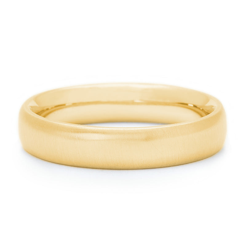 Men's Medium Wide Band - Anne Sportun Fine Jewellery