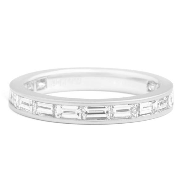 Baguette Diamond Band - Anne Sportun Fine Jewellery