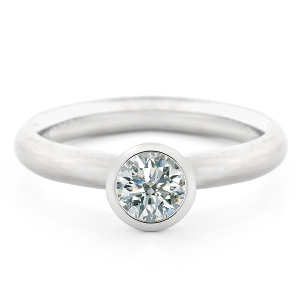 The Classic Anne Engagement Ring - Anne Sportun Fine Jewellery