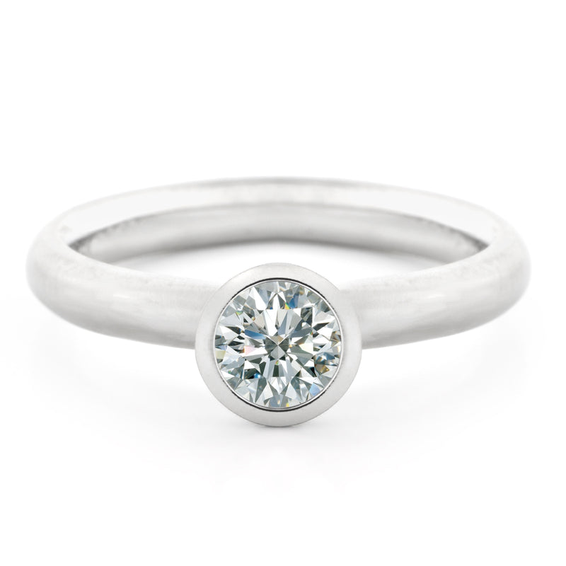 The Classic Anne Engagement Ring - Anne Sportun Fine Jewellery Toronto, Canada, and U.S.