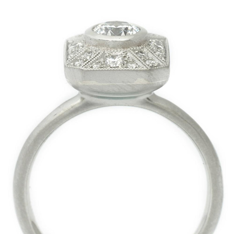 Vivien Engagement Ring - Anne Sportun Fine Jewellery