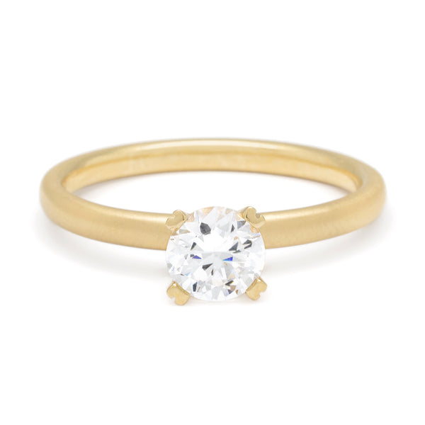 Solitaire Bridal Mount - Anne Sportun Fine Jewellery