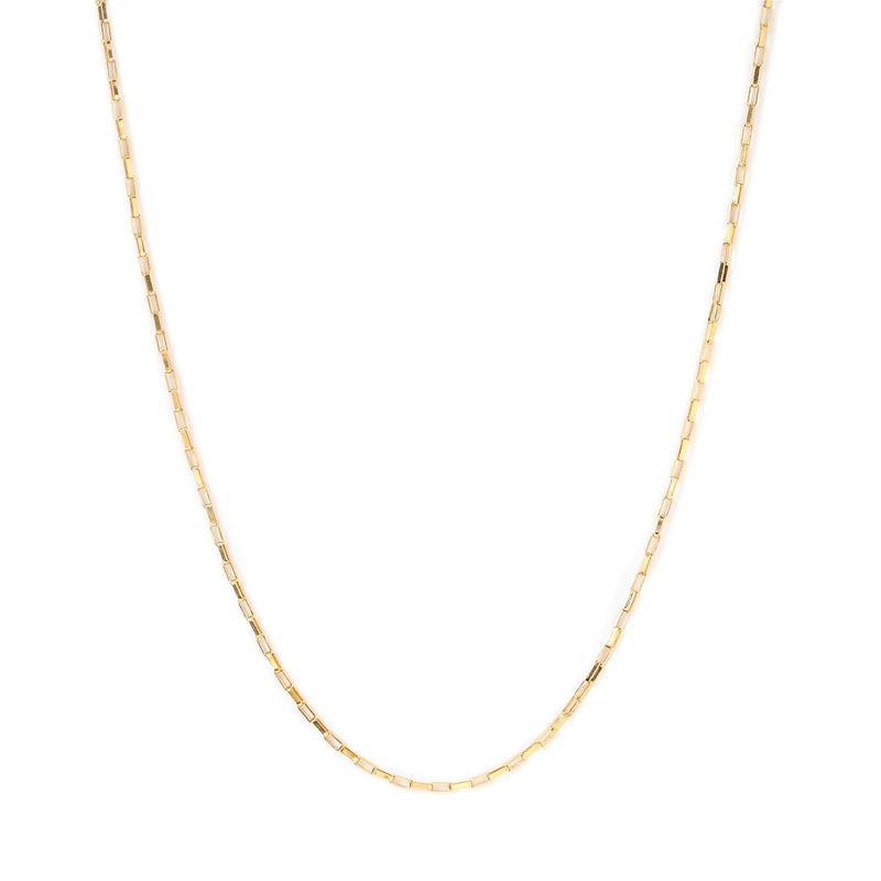 VENETIAN CHAIN NECKLACE | GOLDFILL