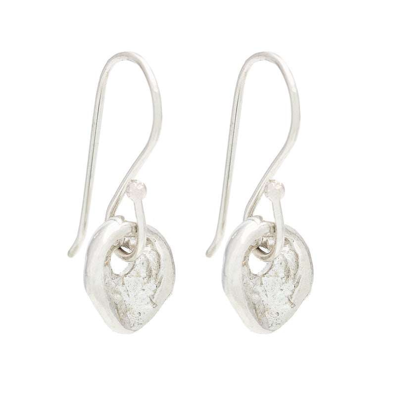 "Silver ""Victoria"" Earring"