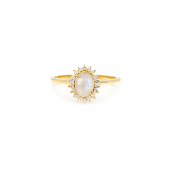ANTIQUITY RING | MOONSTONE