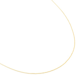 Fine Cable Chain Necklace - Anne Sportun Fine Jewellery