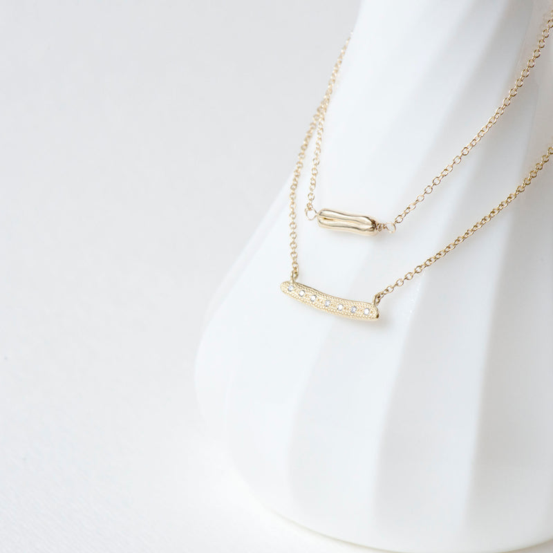 Mini Diamond Stardust Necklace - Anne Sportun Fine Jewellery