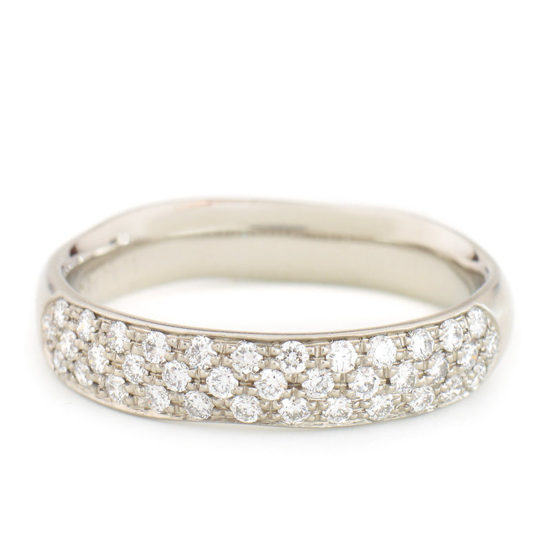 Triple Row Diamond Band - Anne Sportun Fine Jewellery