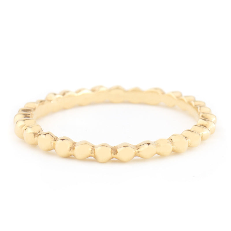 Plain Seed Band - Anne Sportun Fine Jewellery