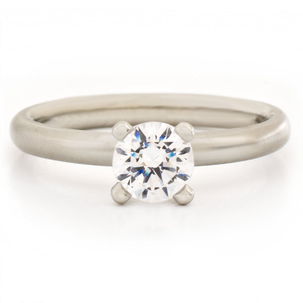 The Marcela Engagement Ring - Anne Sportun Fine Jewellery Toronto, Canada, and U.S.