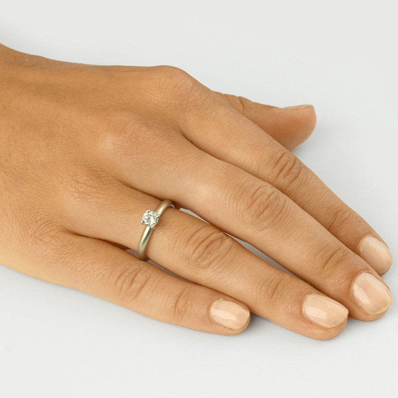 The Marcela Engagement Ring - Anne Sportun Fine Jewellery