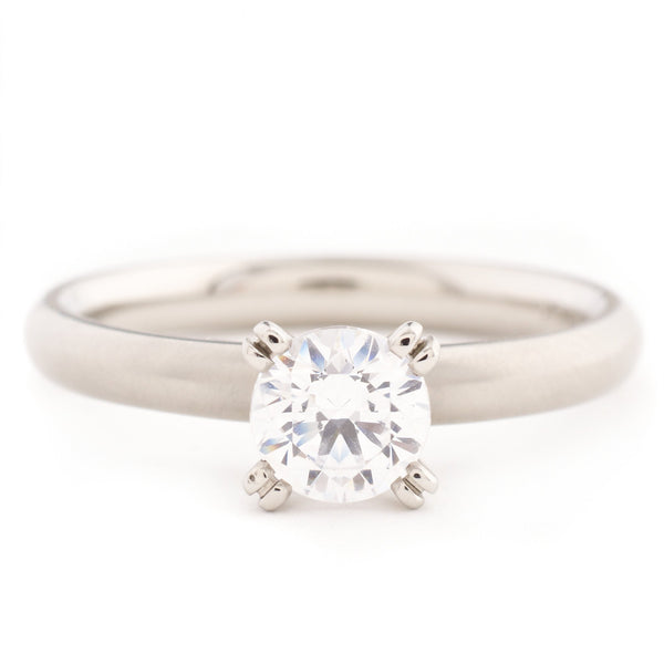 The Leslie Engagement Ring - Anne Sportun Fine Jewellery Toronto, Canada, and U.S.
