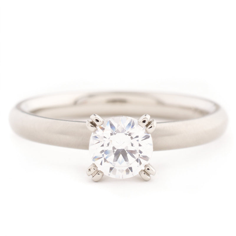 The Leslie Engagement Ring - Anne Sportun Fine Jewellery