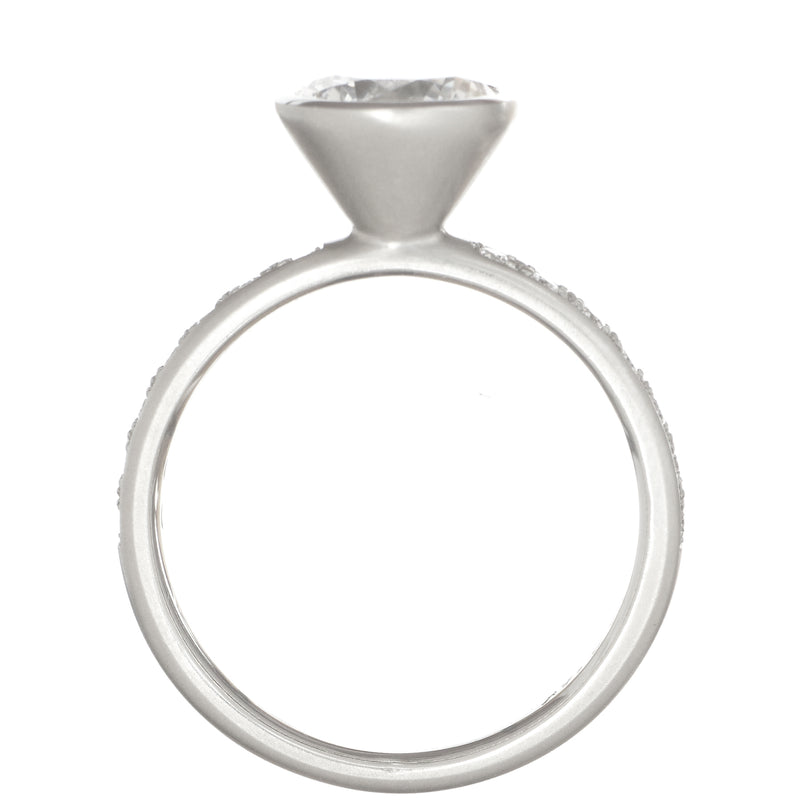 The Louisa Engagement Ring - Anne Sportun Fine Jewellery